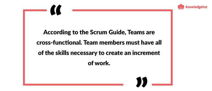Cross-Functional Teams Quote